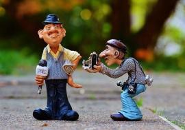 Jurnaliștii buni, jurnaliștii răi