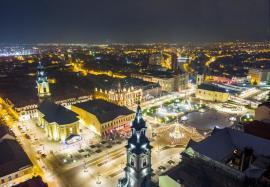 Primăria Oradea vă urează La mulți ani!