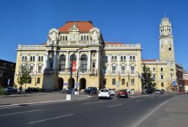 Primăria Oradea se închide începând din Vinerea Mare până după sărbătorile de Paşti