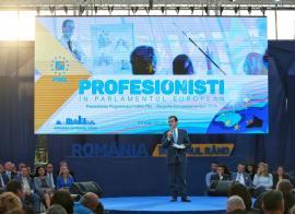 Programul PNL pentru europarlamentare - seriozitate și competență. Profesioniștii care duc România în primul rând al Europei