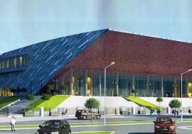Primăria Oradea va contribui cu 16,4 milioane de lei la construirea sălii polivalente cu 5.000 locuri