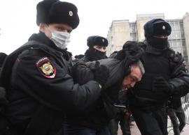 Proteste masive în Rusia, pentru susținerea lui Navalnîi: Lupte de stradă la -50 de grade între demonstranţi şi poliţie, peste 1300 de oameni reținuți (VIDEO)