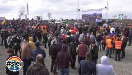 Protestul #șîeu, în toată țara. Ștefan Mandachi a inaugurat primul metru de autostradă din Moldova, Dragnea a ieșit la atac, făcându-l 'şmecher' (FOTO / VIDEO)