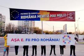 Miştouri de campanie: Pro România 'trollează' PSD cu bannere isteţe (FOTO)