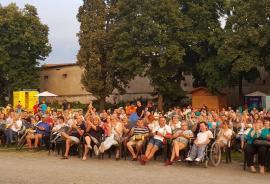 Concertul cvintetului 'Sagittarius' din cadrul Oradea Summer Film, devansat cu o zi
