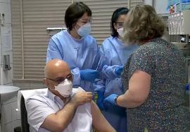 Dr. Raed Arafat a primit vaccinul anti-Covid: 'Abia am aşteptat' (VIDEO)