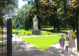 Primăria pregăteşte amplasarea statuii lui Emanuil Gojdu în Parcul 1 Decembrie
