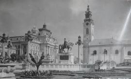 Pentru Centenar: Guvernul a aprobat bani pentru statuia ecvestră a Regelui Ferdinand la Oradea
