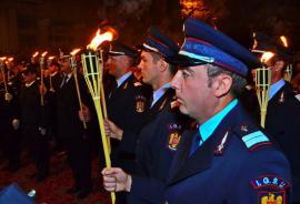 Programul manifestărilor de 1 Decembrie la Oradea: recital folcloric, defilare militară și retragere cu torțe