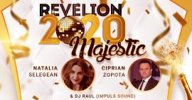 Petrece noaptea de Revelion la Restaurant Majestic Oradea