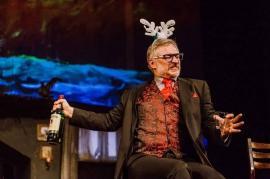 Actorul orădean Richard Balint poate fi votat de fani înaintea Galei Premiilor UNITER