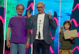 Richard Balint după ce a fost premiat de UNITER: 'Meseria asta nu este despre premii'