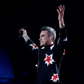 Va fi 'suprem'! Robbie Williams va concerta la Cluj, la festivalul Untold (VIDEO)