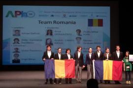 Elevii români, pe locul 1 în Europa după ce au câştigat patru medalii de aur la Olimpiada Internaţională de Fizică