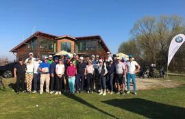 1.000 de copii din Bihor vor învăţa despre igiena personală în urma Rotary Golf Charity Cup
