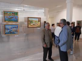 Salonul Internaţional de Artă Naivă a debutat cu prima sa ediţie în Oradea, la Muzeul Ţării Crişurilor (FOTO)