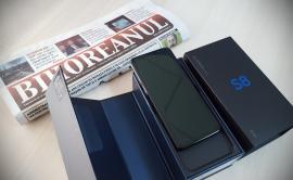 Smartphone-ul Samsung Galaxy S8 îşi aşteaptă proprietarul! Doar azi te mai poți înscrie în concurs