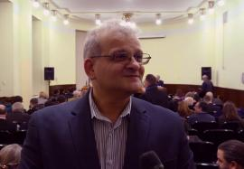 """""""A învăţa să trăieşti veşnicia"""": Filosoful Sandu Frunză şi teologul Ioan Chirilă îşi prezintă cartea la Oradea"""