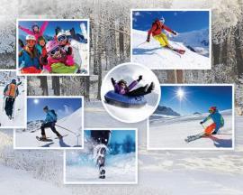 Serbările Zăpezii, la Stâna de Vale: Concursuri pe zăpadă şi muzică bună. Vezi cine cântă!