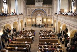 Cadou pentru orădeni: 'Noaptea Sinagogilor Deschise' şi intrare liberă la muzeele oraşului