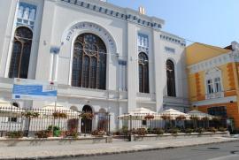 Gest frumos: Persoanele cu dizabilități sunt invitate la o vizită gratuită a Sinagogii Sion