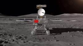 Succes istoric: O sondă chineză explorează, în premieră, partea întunecată a lunii (VIDEO)