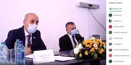 Doar 30% dintre profesorii din Bihor s-au vaccinat împotriva Covid-19. Un secretar de stat din Ministerul Educaţiei a venit să-i convingă