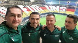 Octavian Şovre, din nou în Liga Campionilor: Marţi seară va oficia la jocul dintre Şahtior Doneţk şi Real Madrid!