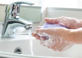 Marea săpuneală: În pandemie, a descoperit şi Universitatea lipsa săpunului şi hârtiei de la WC-uri