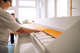 Curățătoria Magic Shine Oradea, utilaje de ultimă generaţie, calitate şi flexibilitate pentru clienţii din Horeca (FOTO)
