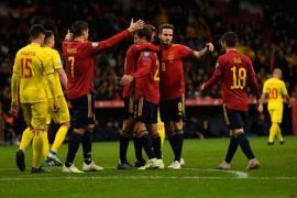 Avem EURO, dar nu jucăm la el... Spania a umilit România cu 5-0 în ultimul meci din grupă