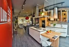 Spazio Ideea s-a extins: Bucătăriile Lube, numai în showroom-ul din Cartierul Luceafărul din Oradea. Vezi cum arată! (FOTO)