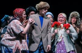Noua ediție a festivalului'Poimâine': Trupe de teatru din Serbia și Ungaria vor susține spectacole pe scena Teatrului Szigligeti