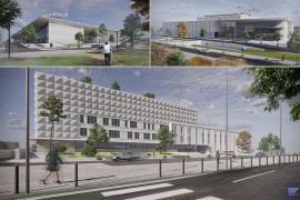 Oradea construieşte un spital de 128 de milioane de euro! 'Va fi cel mai bun spital de boli infecţioase din România' (FOTO / VIDEO)