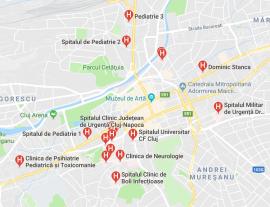 Dacă Guvernul nu e în stare... Clujul cere Comisiei Europene să construiască singur spitalul regional