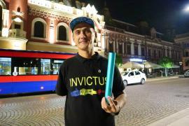 Ștafeta Veteranilor: Ultramaratonistul Levente Polgar va alerga de la Oradea până la Carei fără oprire (FOTO / VIDEO)