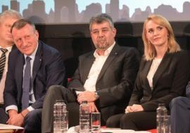 Vizită pe burtă: Ioan Mang a ținut secretă vizita șefilor mari ai PSD în Bihor