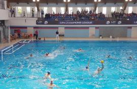 Poloiştii de la CSM Oradea au pierdut şi cel de-al doilea meci al finalei de la Bucureşti cu Steaua