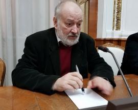 """Istoricul Stelian Tănase, măgulitor despre Oradea: """"Cum ar fi ţara asta dacă toate oraşele s-ar afla la nivelul de civilizaţie întâlnit la Oradea?"""""""
