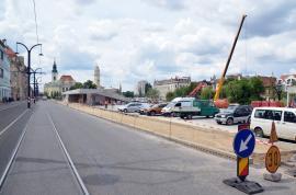Evitați! Strada Independenței din Oradea va fi închisă vineri și sâmbătă traficului auto