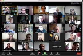 Sesiune online: Studenţii Universităţii din Oradea vor susţine examenele, inclusiv cele de licenţă sau dizertaţie, pe internet