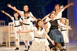 Sunetul Muzicii: Celebrul musical despre şi pentru familii va fi prezentat de actorii orădeni în deschiderea FITO 2019 (FOTO)