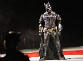 Supereroii se vor întrece în acrobaţii la Oradea, într-un show Circo Bellucci (FOTO)