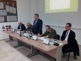 Țara Bistrei a deschis Centenarul la Universitatea din Oradea (FOTO)