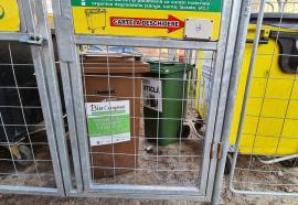 Colectare... magnetică: Cum păcălesc scotocitorii mecanismul țarcurilor de gunoaie din Oradea
