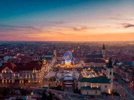"""Unde ieșim săptămâna asta: Colectă de alimente, """"Oradea donează o pâine"""", concerte cu specific de Crăciun"""