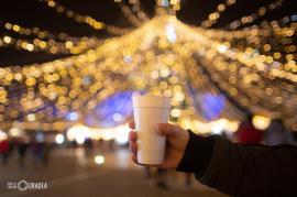 Punch cu... pălincă, la Târgul de Crăciun din Oradea. Află programul complet al festivalului!