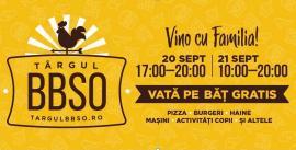 Casa Tineretului din Oradea: Vată pe băț gratis pentru copii, vineri și sâmbătă, la Târgul BBSO