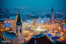 Au început înscrierile pentru expozanţi la Târgul de Crăciun din Oradea, ediţia 2019