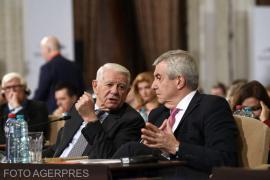 Tăriceanu, trădat până la capăt: Meleșcanu a fost ales președinte al Senatului, cu voturi ale PSD şi ALDE